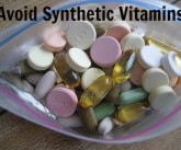 Avoid Synethetic vitamins by flickr TheKarenD